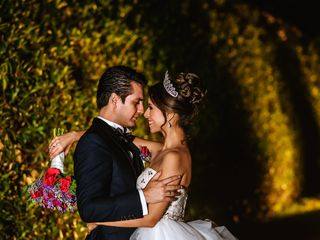 El matrimonio de Ashley y Bruno 2