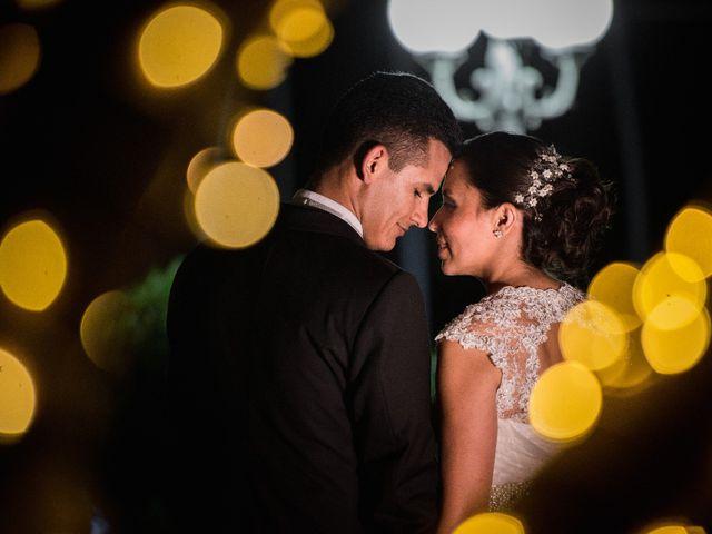 El matrimonio de Mary y Eugenio