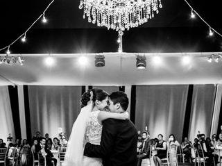 El matrimonio de Karol y Giann