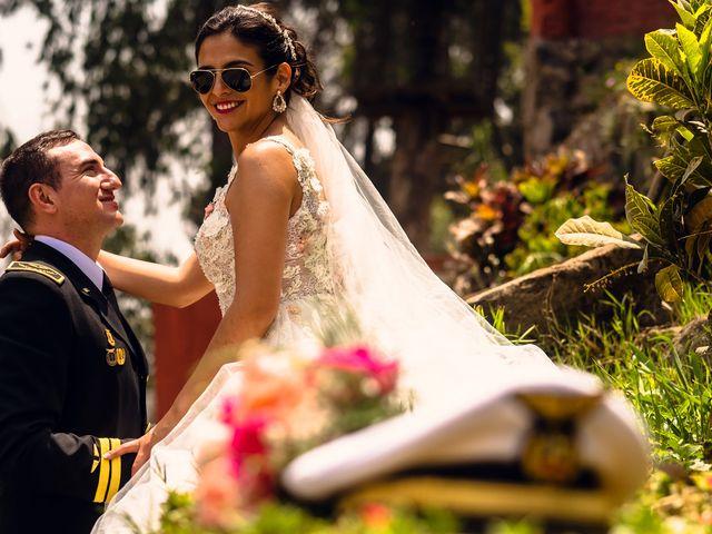 El matrimonio de Rossy y Jorge