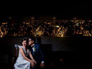 El matrimonio de Gaby y Aldo