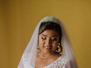 El matrimonio de Gianina y Juan 2