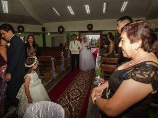 El matrimonio de Gianina y Juan 3