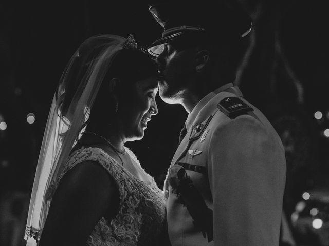 El matrimonio de Gianina y Juan