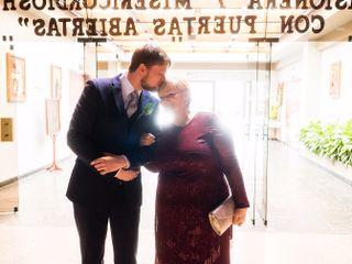 El matrimonio de Betty y Dirk 3
