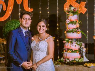 El matrimonio de Rodrigo y Karol
