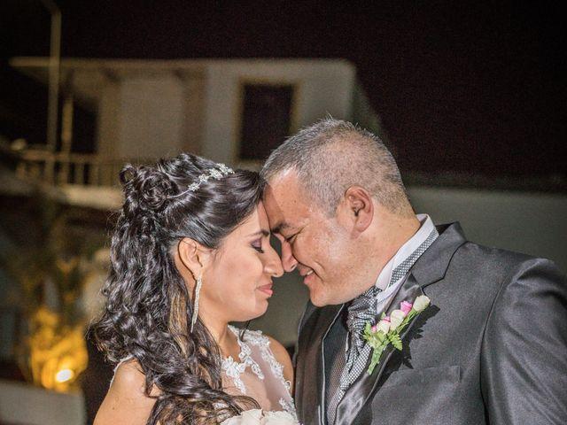 El matrimonio de Aracelli y Luis
