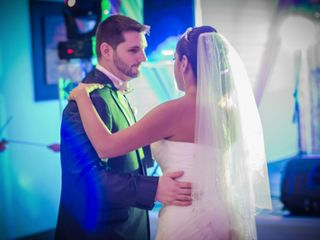 El matrimonio de Miluska y Daniel