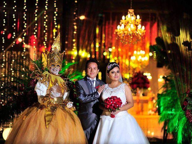 El matrimonio de Cinthya y Nixer