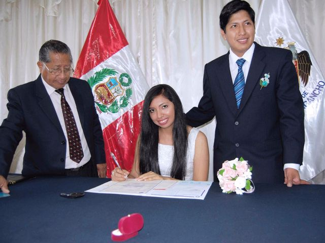 El matrimonio de Neil y Marina en Lima, Lima 8