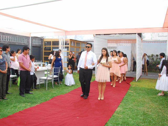 El matrimonio de Neil y Marina en Lima, Lima 26