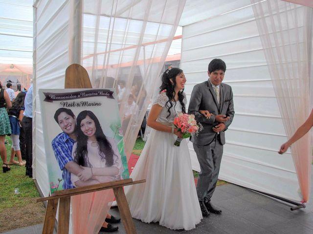 El matrimonio de Neil y Marina en Lima, Lima 45