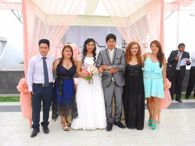 El matrimonio de Neil y Marina en Lima, Lima 58