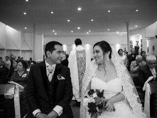 El matrimonio de Vanessa y Alan 2
