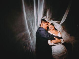 El matrimonio de Milagros y Fernando