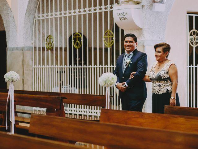 El matrimonio de Fernando y Milagros en San Miguel, Lima 32
