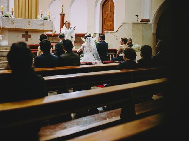 El matrimonio de Fernando y Milagros en San Miguel, Lima 42