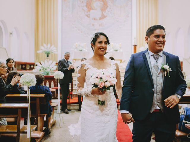 El matrimonio de Fernando y Milagros en San Miguel, Lima 49