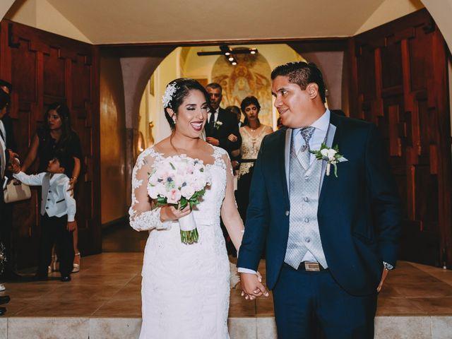 El matrimonio de Fernando y Milagros en San Miguel, Lima 50