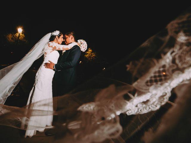 El matrimonio de Fernando y Milagros en San Miguel, Lima 52