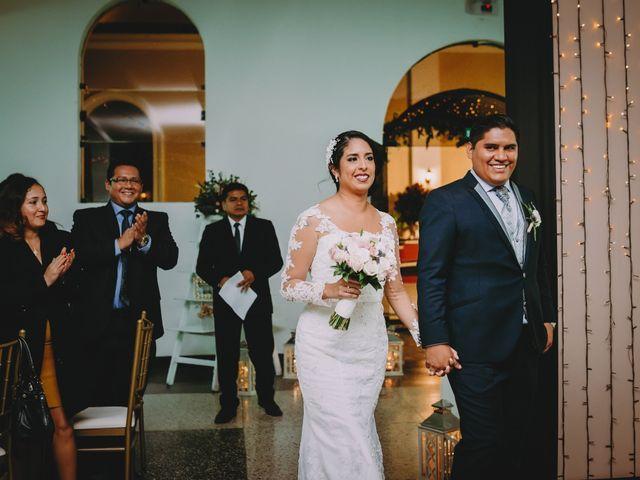 El matrimonio de Fernando y Milagros en San Miguel, Lima 64