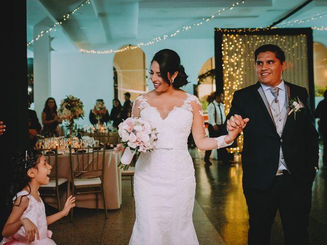 El matrimonio de Fernando y Milagros en San Miguel, Lima 65