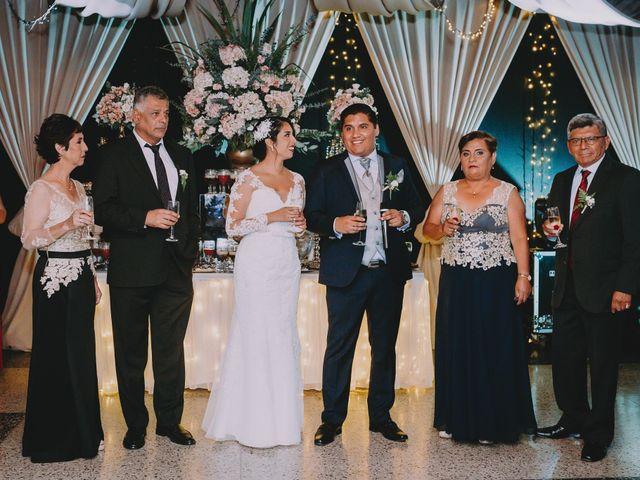 El matrimonio de Fernando y Milagros en San Miguel, Lima 69