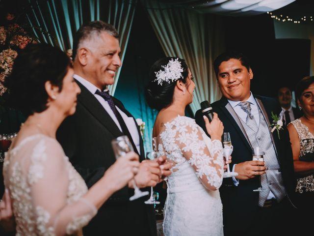 El matrimonio de Fernando y Milagros en San Miguel, Lima 70