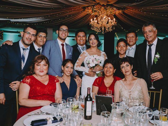El matrimonio de Fernando y Milagros en San Miguel, Lima 74