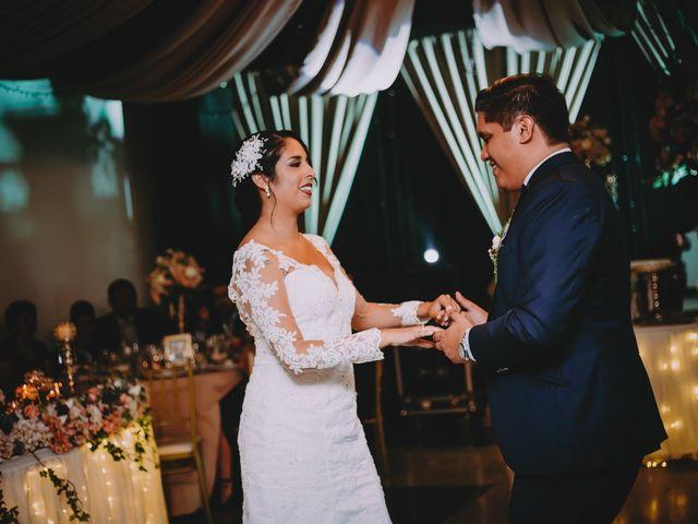 El matrimonio de Fernando y Milagros en San Miguel, Lima 76