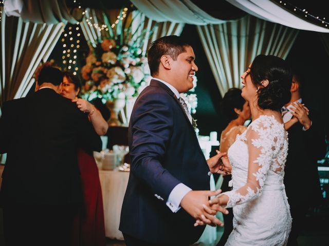 El matrimonio de Fernando y Milagros en San Miguel, Lima 78