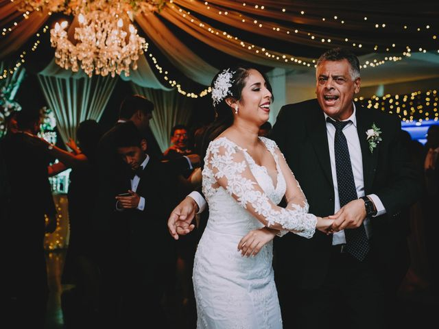 El matrimonio de Fernando y Milagros en San Miguel, Lima 80