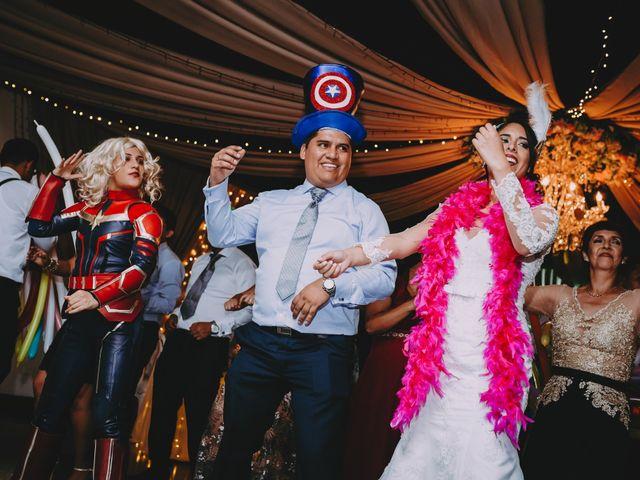 El matrimonio de Fernando y Milagros en San Miguel, Lima 92