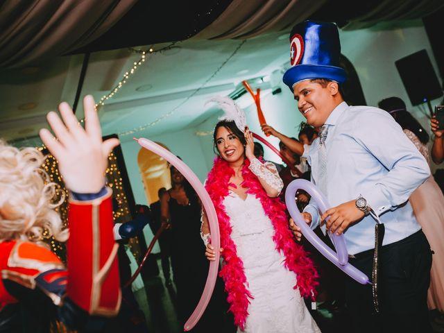 El matrimonio de Fernando y Milagros en San Miguel, Lima 93