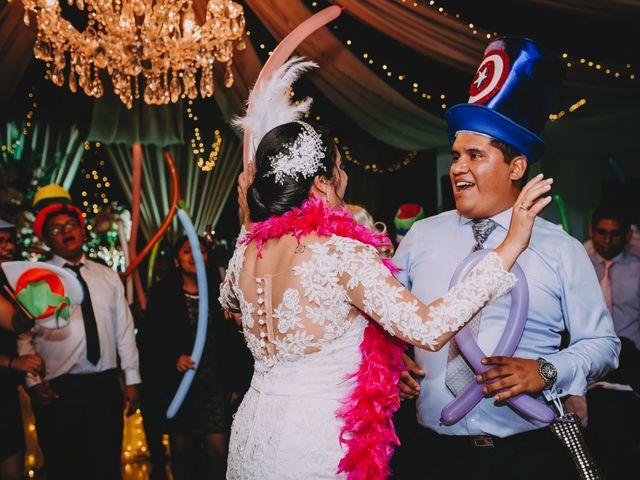 El matrimonio de Fernando y Milagros en San Miguel, Lima 94
