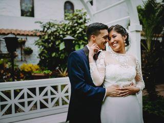 El matrimonio de Ali y Chris