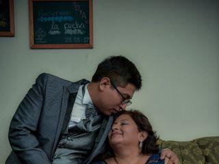 El matrimonio de Amelia y Diego 2