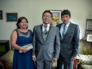 El matrimonio de Amelia y Diego 3