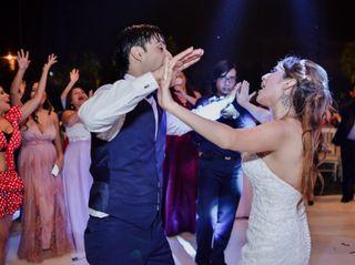 El matrimonio de Lisset y Victor 3