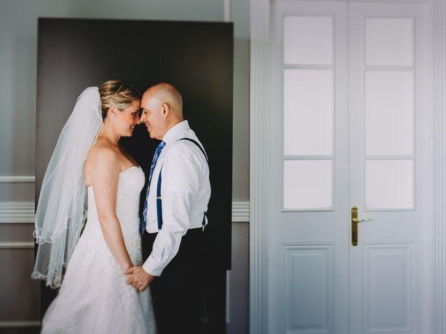 El matrimonio de Carla y Luis