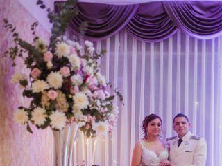 El matrimonio de Jóse Carlos y Mónica