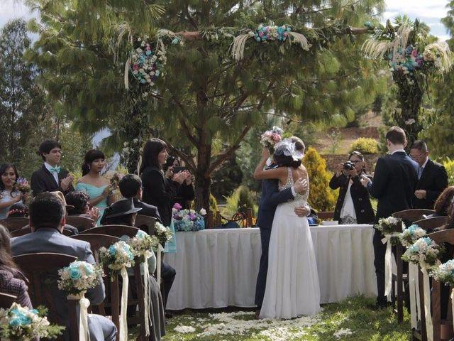 El matrimonio de Romina y Marshall en San Jerónimo de Tunán, Junín 1