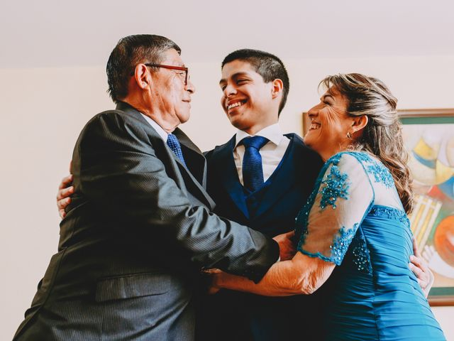 El matrimonio de Giancarlo y Angie en San Isidro, Lima 32