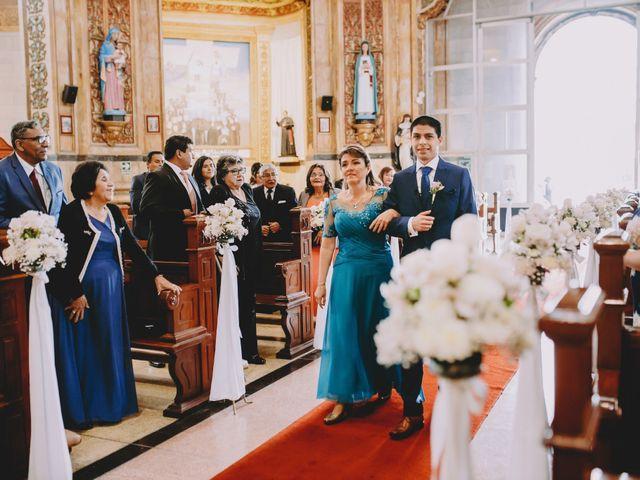 El matrimonio de Giancarlo y Angie en San Isidro, Lima 33