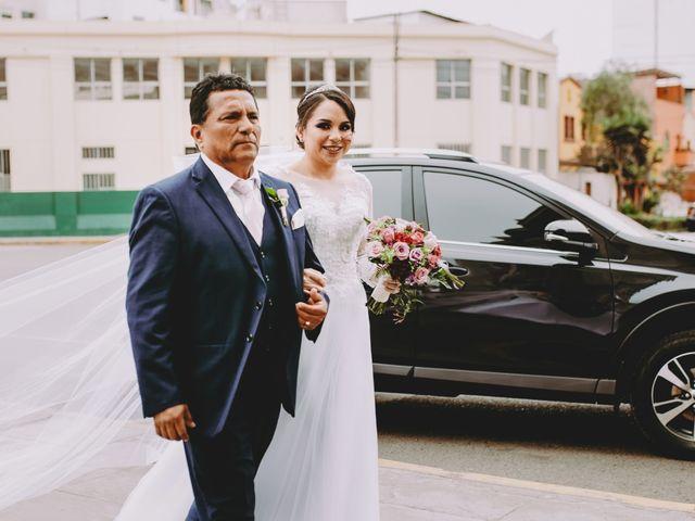 El matrimonio de Giancarlo y Angie en San Isidro, Lima 36