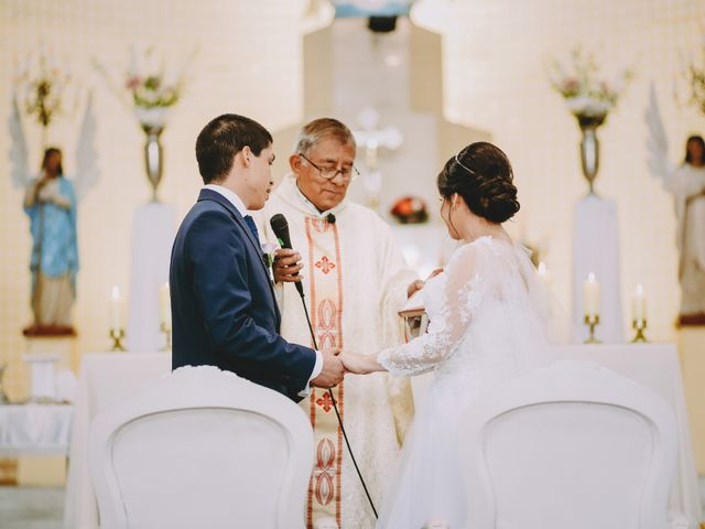 El matrimonio de Giancarlo y Angie en San Isidro, Lima 41