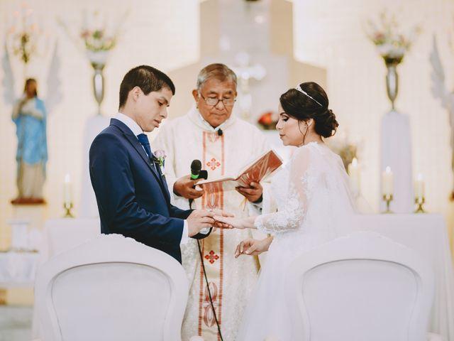 El matrimonio de Giancarlo y Angie en San Isidro, Lima 42
