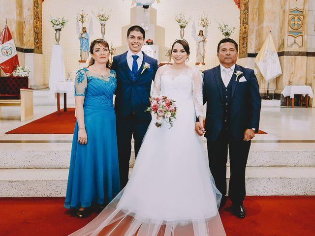 El matrimonio de Giancarlo y Angie en San Isidro, Lima 46