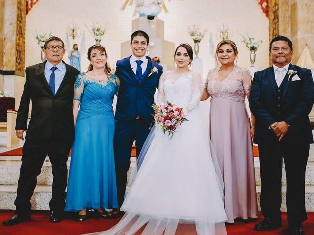 El matrimonio de Giancarlo y Angie en San Isidro, Lima 47