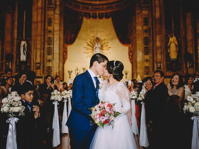 El matrimonio de Giancarlo y Angie en San Isidro, Lima 51